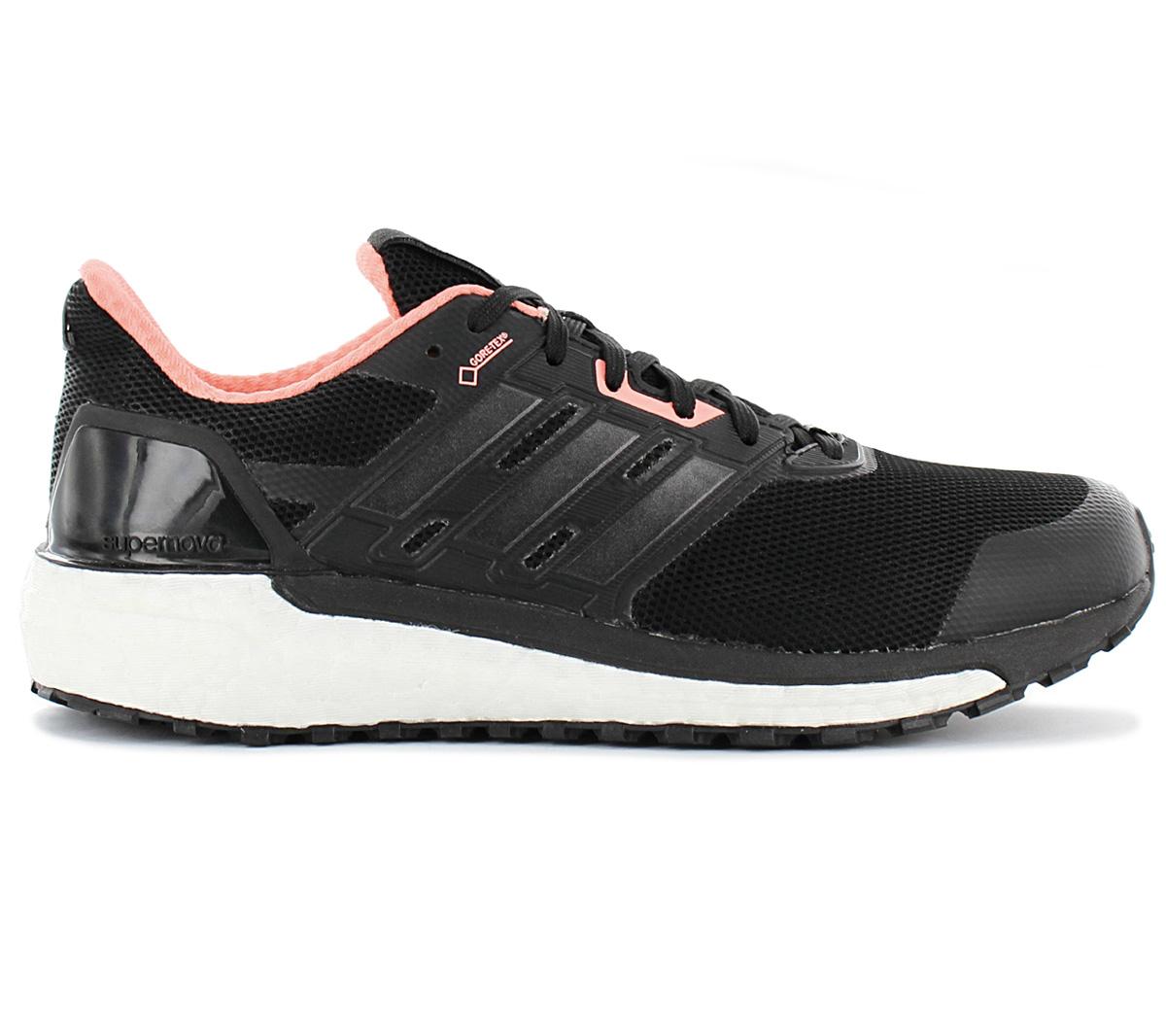 Details about Adidas Supernova Gtx W Gore-tex Women's Running Shoes BB3671  Black Running Shoes