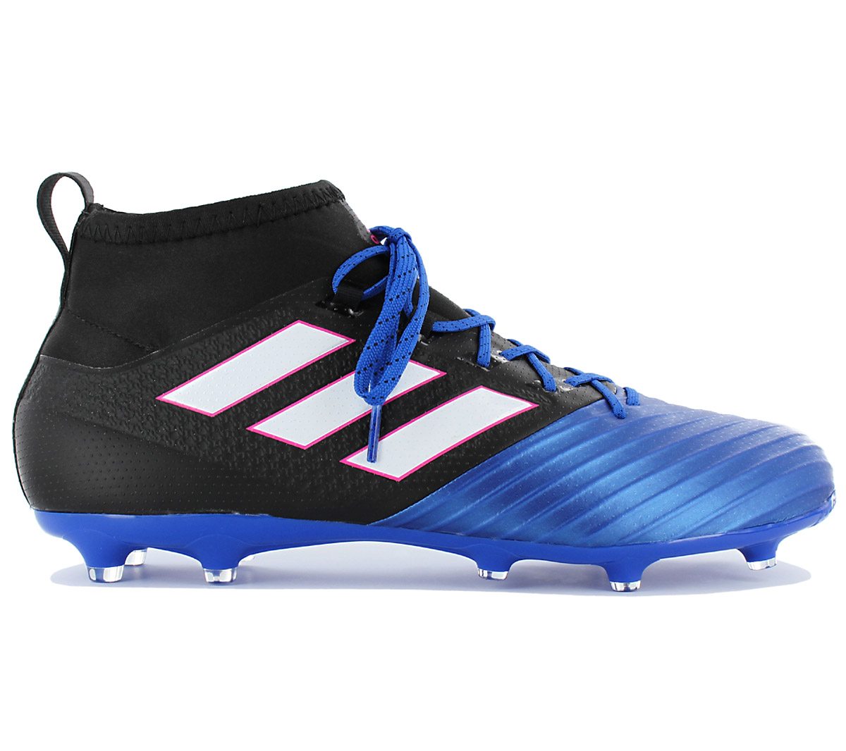 Details about Adidas Ace 17.2 Primemesh Fg Men's Football Boots Black Studs New BB4325 Sale