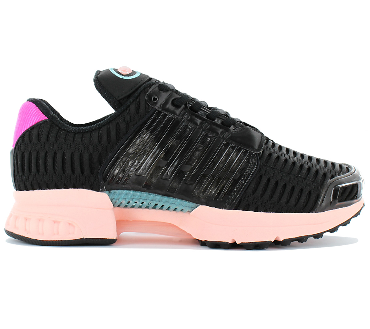 18cb8db0cb818 Details about Adidas Climacool 1 W Women's Shoes Black Running Shoes  Running Clima Cool BB5303