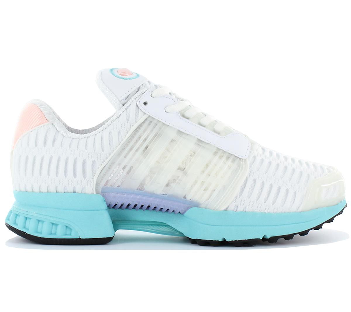 167df2a43497ab adidas Climacool 1 W Damen Sneaker Schuhe Weiß Turnschuhe Laufschuhe ...