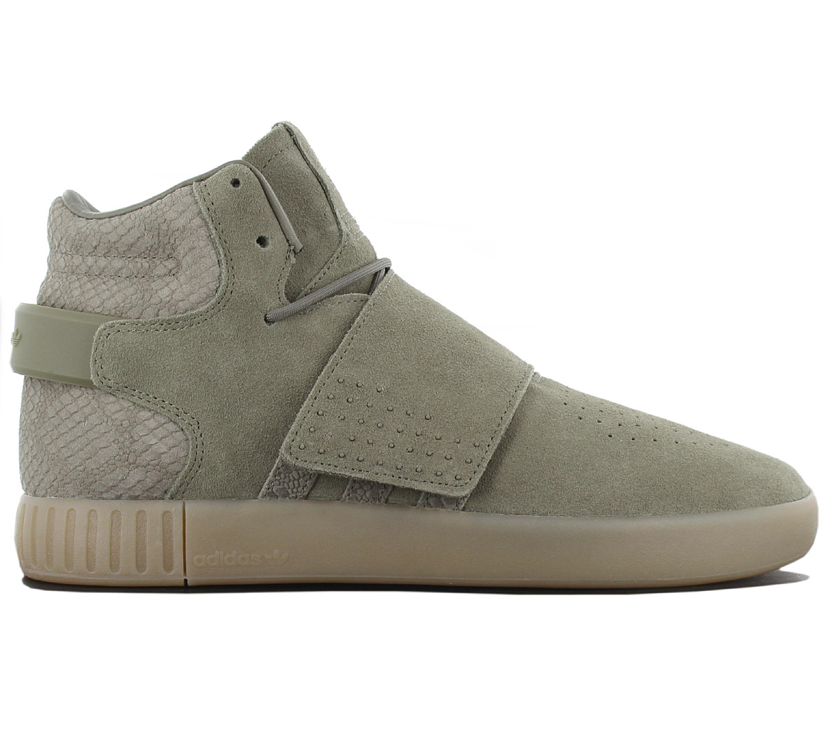 Details about Adidas Originals Tubular Invader Strap Men's Sneaker Leather Shoes BB8391 New