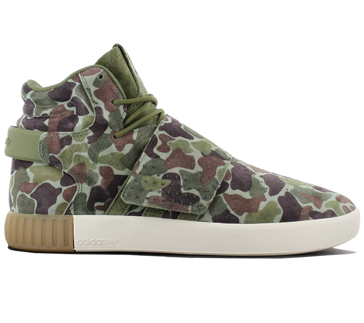 retail prices on sale sale uk Details about Adidas Originals Tubular Invader Strap Camo Camouflage Men's  Shoes BB8393 New