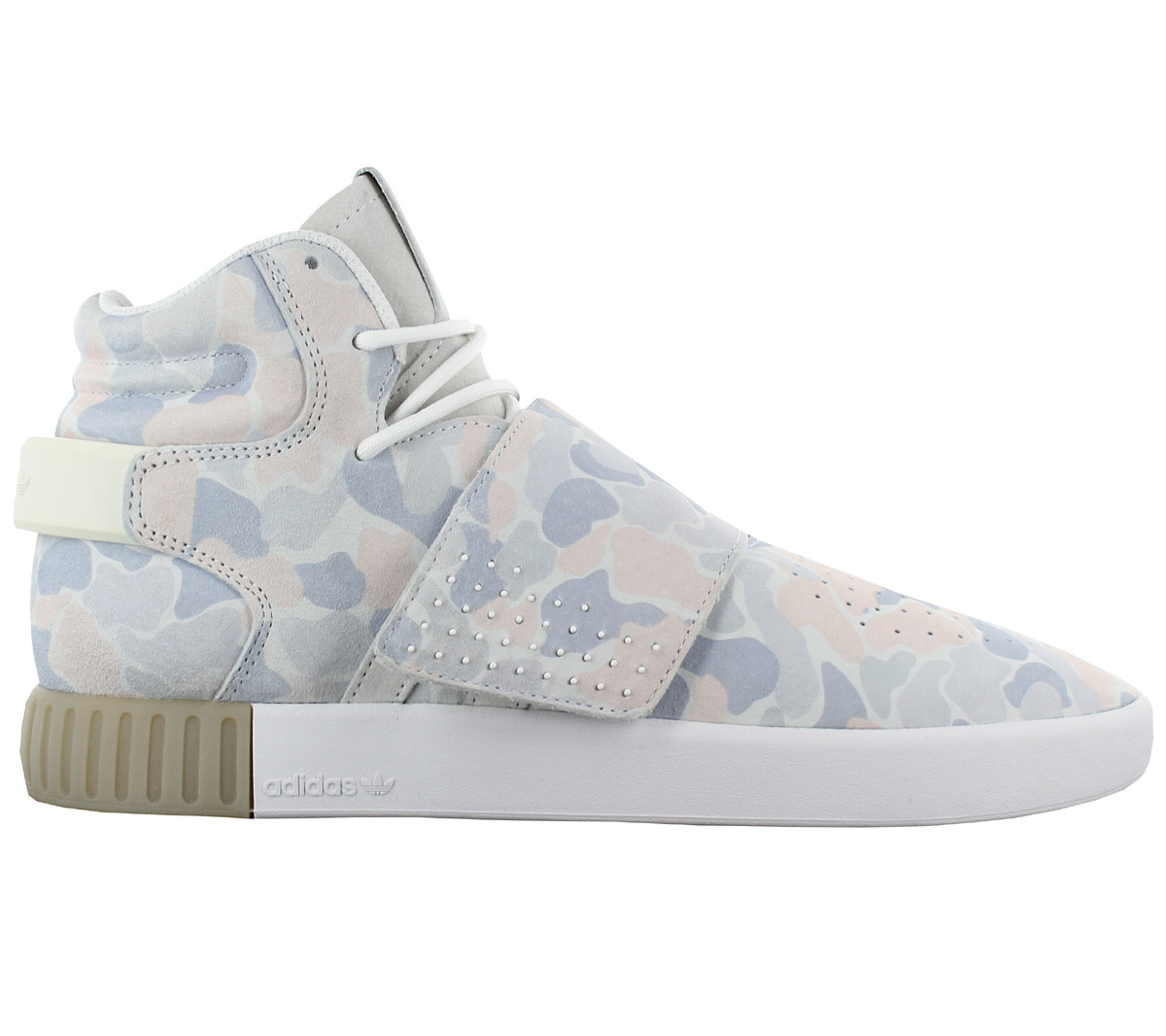 online retailer 31245 99082 Details about Adidas Originals Tubular Invader Camo Camouflage Men's  Sneaker Shoes BB8394