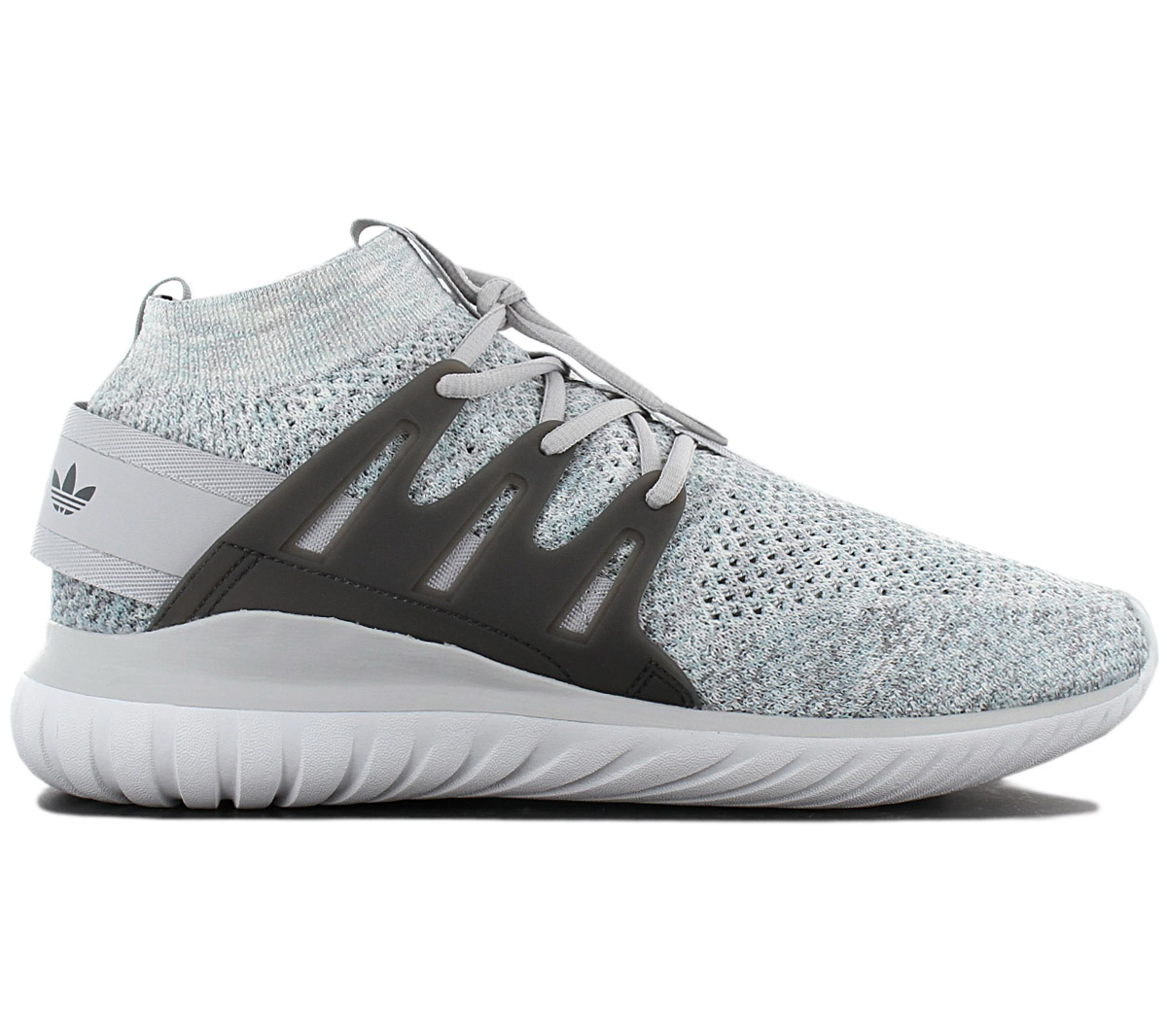 Details about Adidas Originals Tubular Nova Pk Primeknit Men's Sneaker BB8410 Grey Shoes New