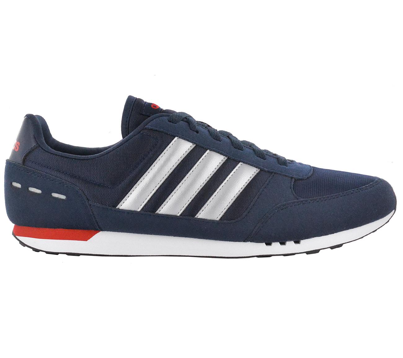 adidas City V Racer 2.0 Herren Sneaker Schuhe Freizeit Turnschuhe Retro NEU SALE