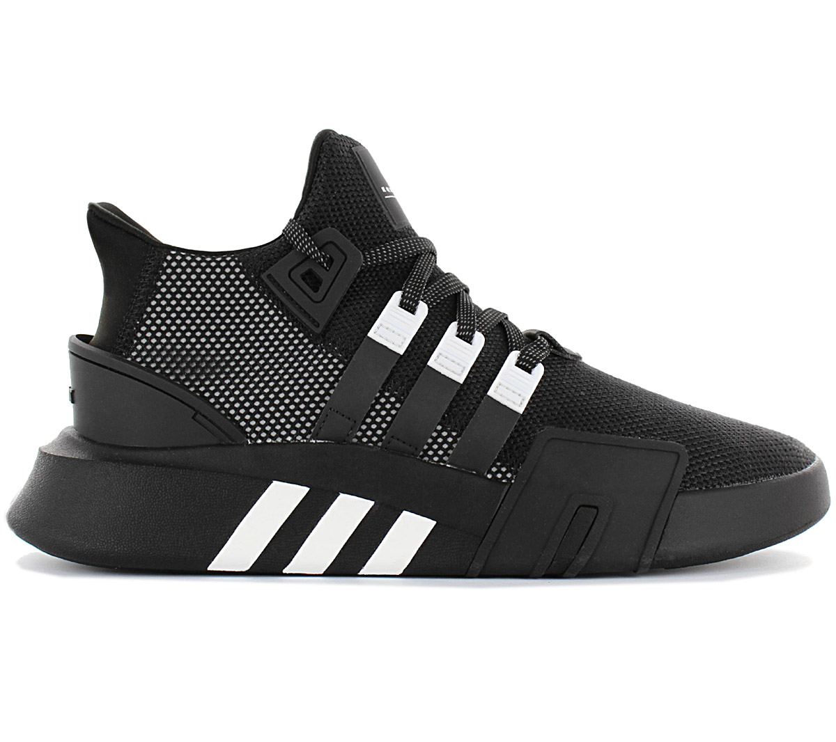 Details about Adidas Originals Eqt Bask Adv Men's Sneaker BD7773 Black Shoes Trainers New
