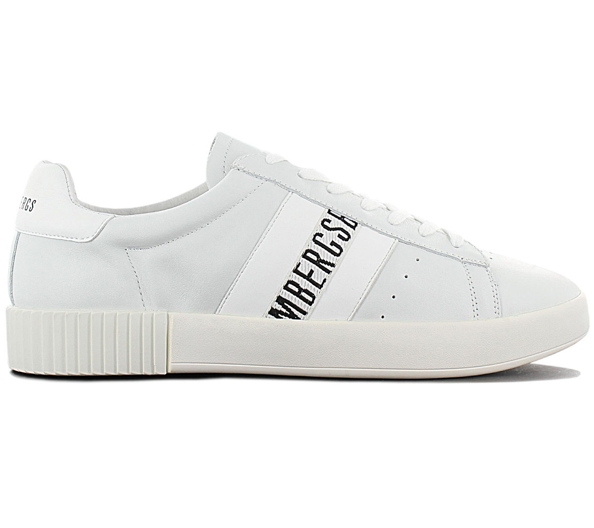 Details about Bikkembergs Cosmos 2334 Men's Sneaker BKE109349 White Shoes Casual Trainers