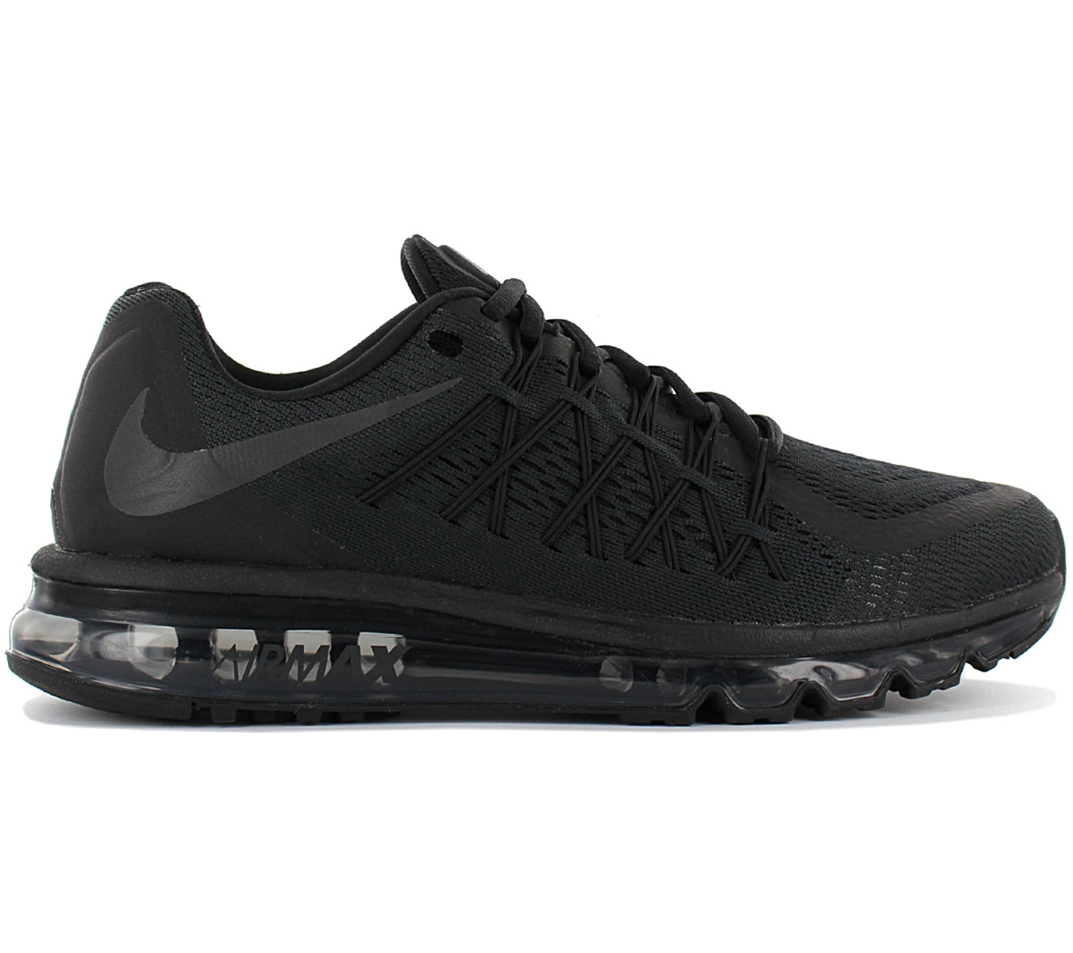 Details about Nike air max 2015 Men's Sneaker BQ7548 002 Black Shoes Sneakers Trainers
