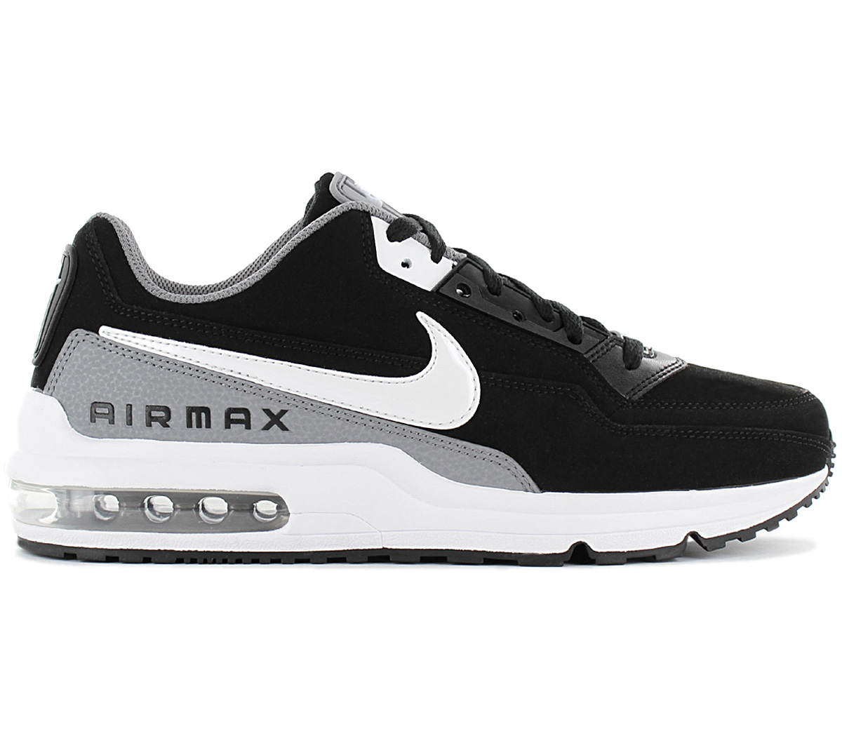 Details about Nike air max Ltd 3 Men's Sneaker BV1171 001 Black Shoes Trainers Sports Shoes