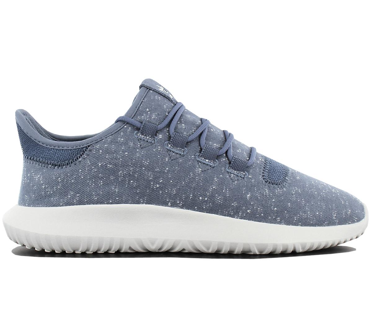 37bfa0fcc3746 Adidas Originals Tubular Shadow Trainers Shoes Blue Sneakers Leisure ...