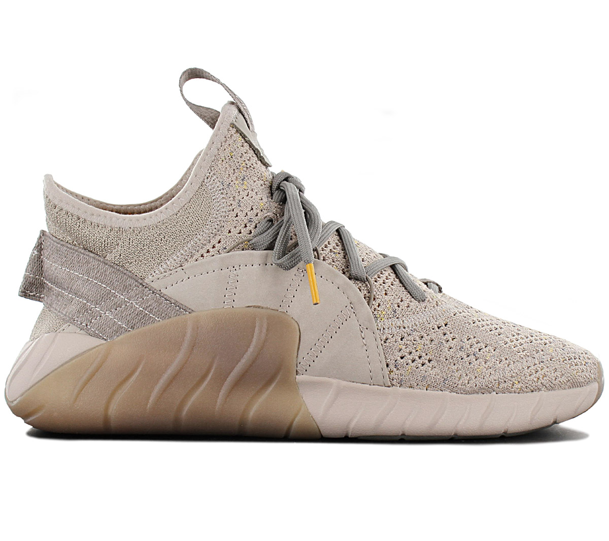 on sale fe880 f748e Details about Adidas Originals Tubular Rise Men's Sneakers BY4139  Sesam-Braun Shoes Trainers