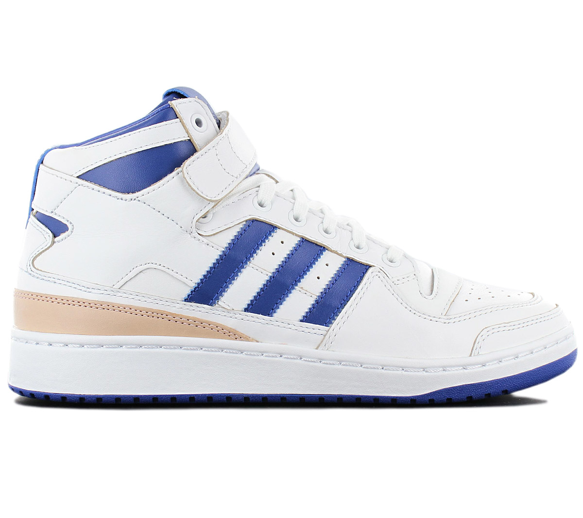 Details about Adidas Originals Forum mid (Wrap) Bounce Men's Sneaker Shoes  BY4412 Sneakers