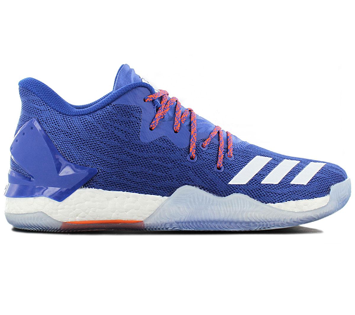 big sale e2dc0 71b97 Adidas Derrick D Rose Boost 7 Low Mens Basketballshoe By4499