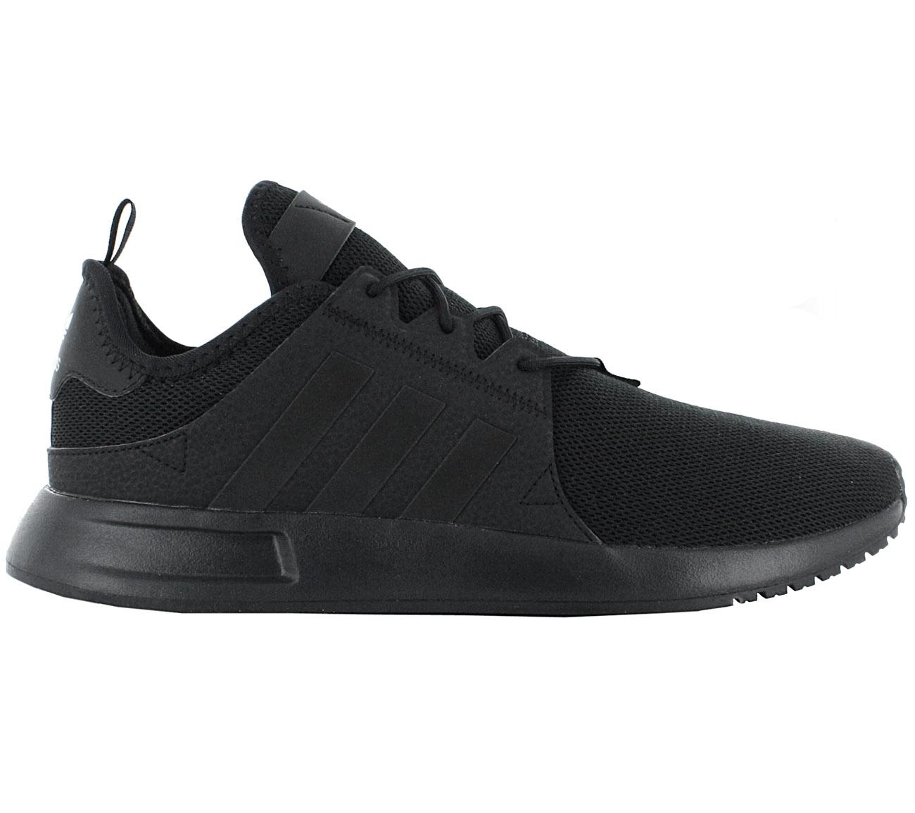 Adidas Men s Sneakers x Plr Shoes Black Sneakers Leisure Fitness ... 786b15b06