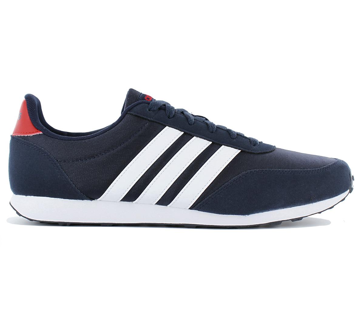 NEU adidas Racer V 2.0 Herren Schuhe Navy-Blau CG5706 SALE
