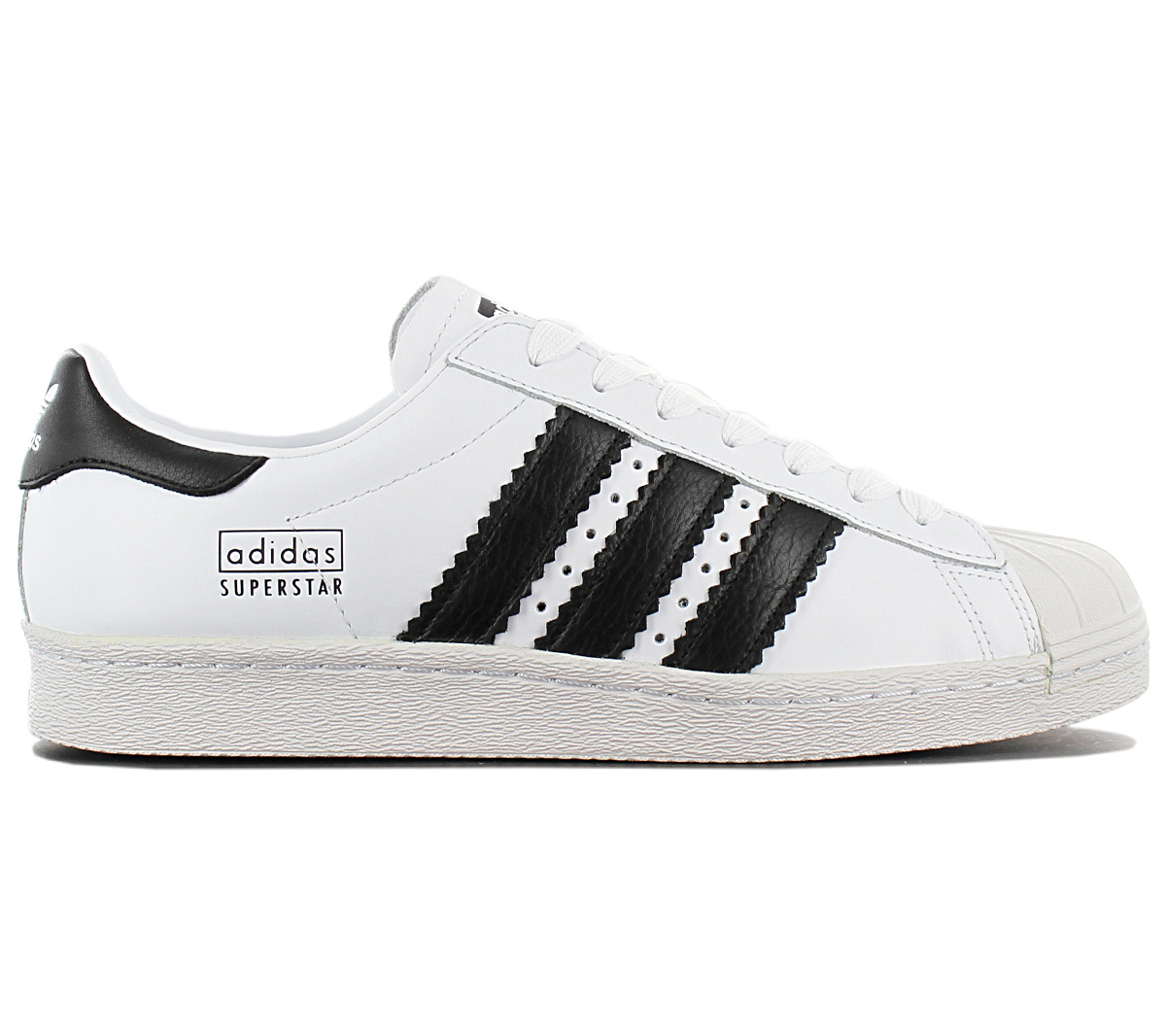 adidas Originals Men's Superstar 80S Leather Sneakers
