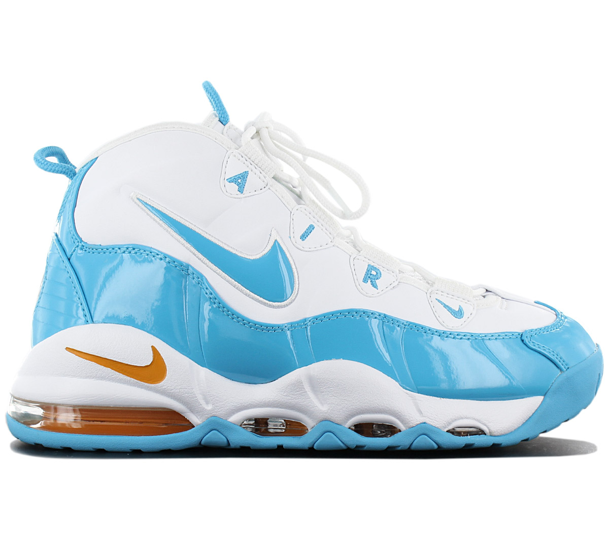 Details about Nike air max Uptempo 95 Men's Sneaker CK0892 100 Basketball Shoes Shoes White