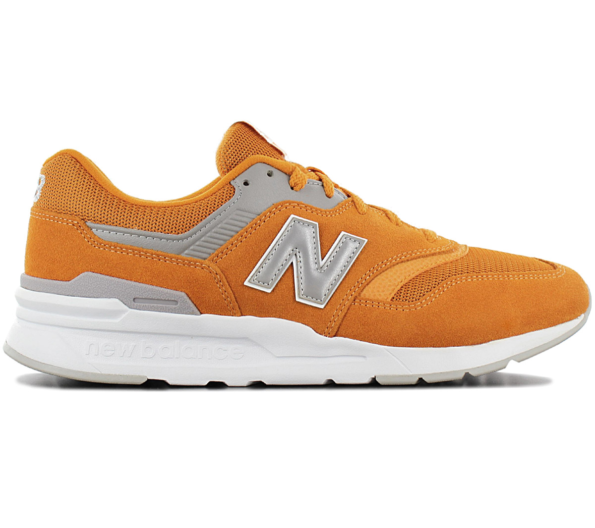 Details about New balance 997 CM997HCF Men's Sneaker Orange Shoes Trainers Sports Shoes CM997