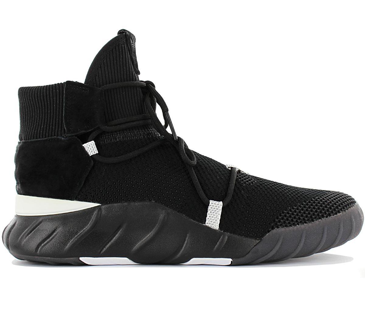 purchase cheap 4d52b fd42e Details about Adidas Originals Tubular x 2.0 Pk Primeknit Sneaker CQ1374  Black Shoes New