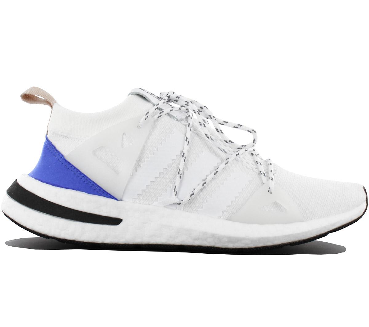 dd2139357b4 Adidas Originals Arkyn W Boost Ladies Sneaker Shoes White Cq2748 Gym ...