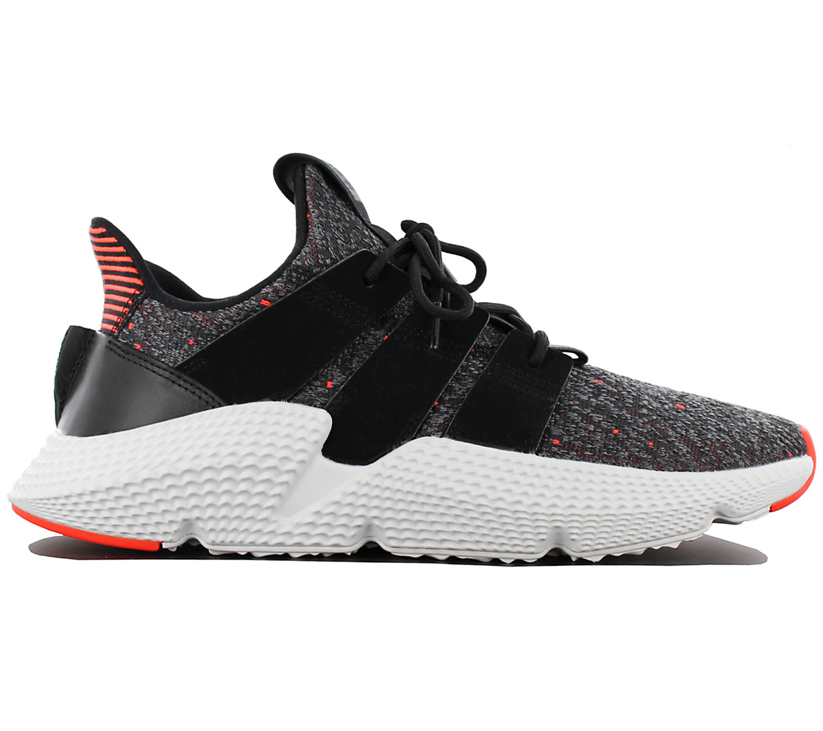 new arrival d6382 6fbe7 Adidas Originals Prophere Sneaker Mens Shoes Trainers Black New ...