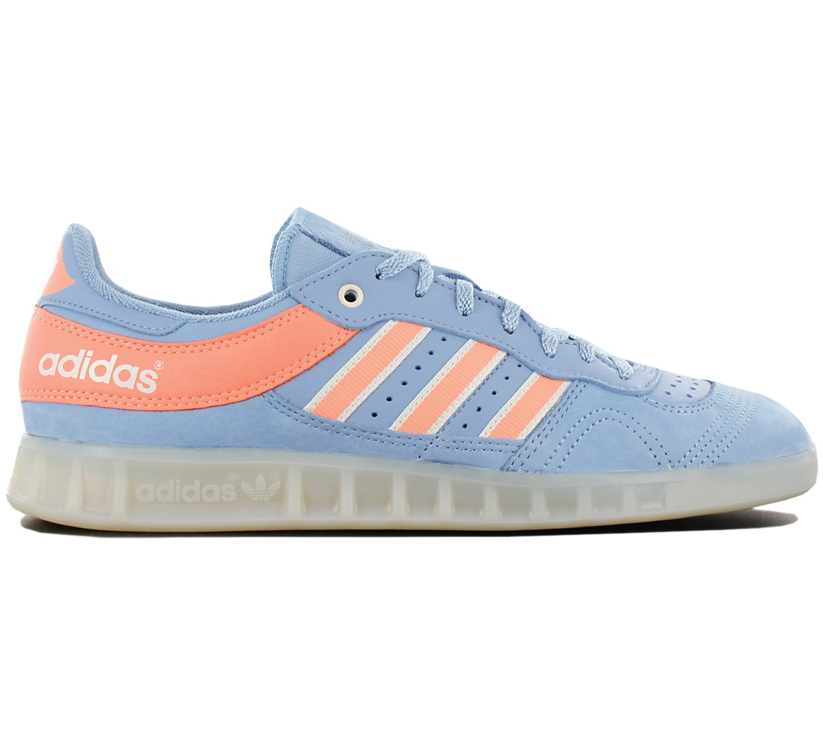 online retailer 4a67b 3160f Adidas Consortium Handball Top Oyster Men s Sneakers Shoes Leather ...