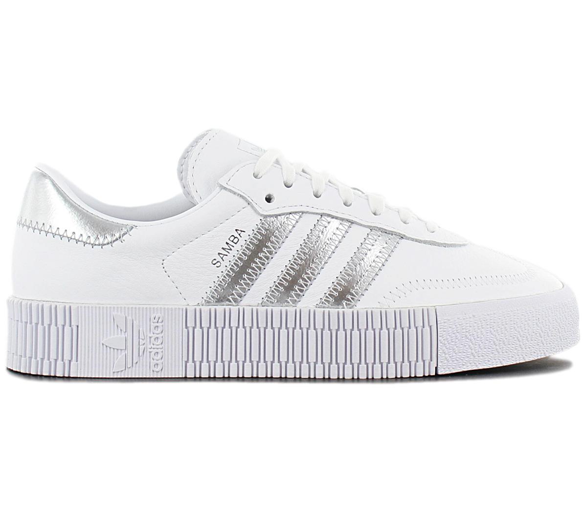adidas Originals Sambarose Damen Sneaker weiß EU 37 1/3 - UK 4,5