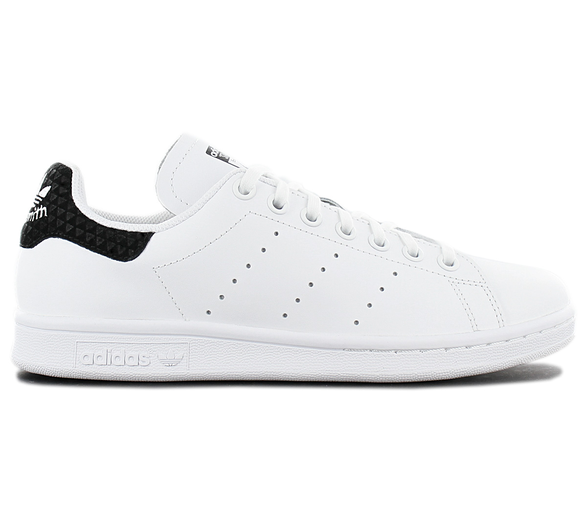 Details about Adidas Originals Stan Smith Women's Sneakers F34330 White Leather Shoes Trainers
