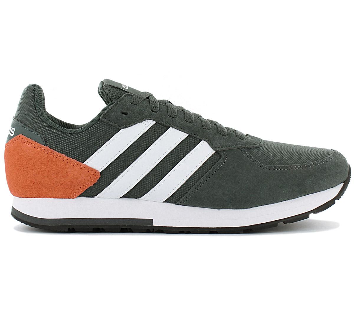 heiß Details zu adidas 8K Racer Herren Sneaker Schuhe F34482 Grün Turnschuhe Sportschuhe NEU  Kostenloser Versand