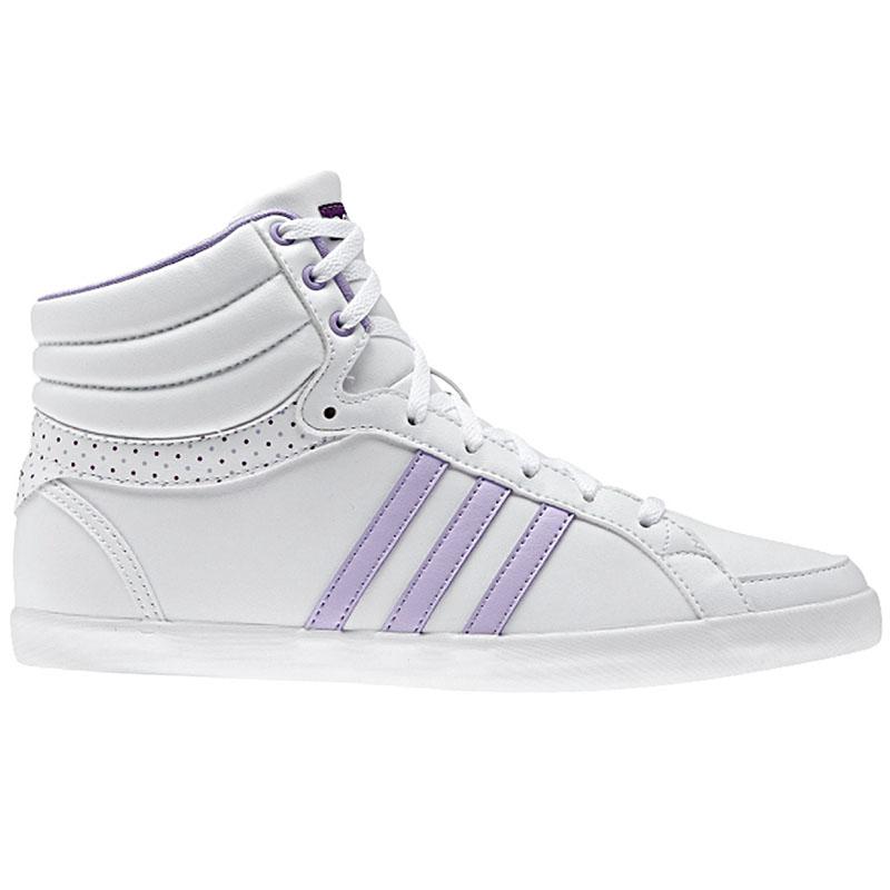 8fd0f9f7ef587e adidas Beqt Mid Damen Schuhe Frauen High-Top Sneaker Weiß Freizeit ...