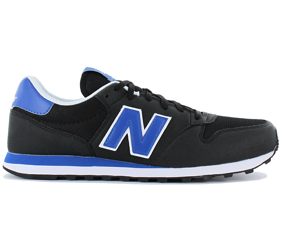 Details about New Balance Classic 500 Men s Sneakers Shoes Black Trainers  Nb GM500LY New 31c0ca7bd07