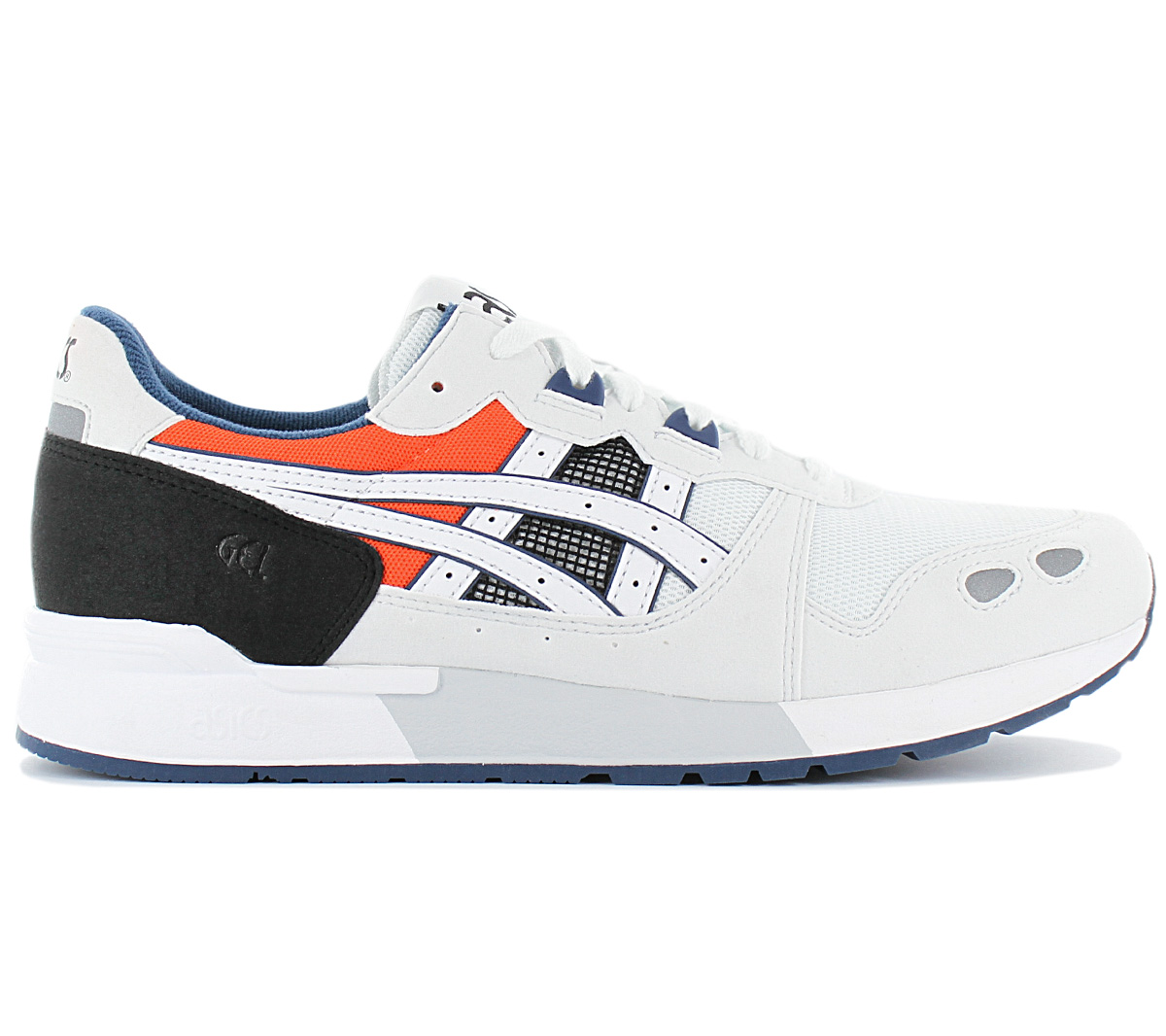 2a2a626d1ada Asics Tiger Gel-Lyte Men s Sneakers Shoes White H825y-0101 Trainers ...