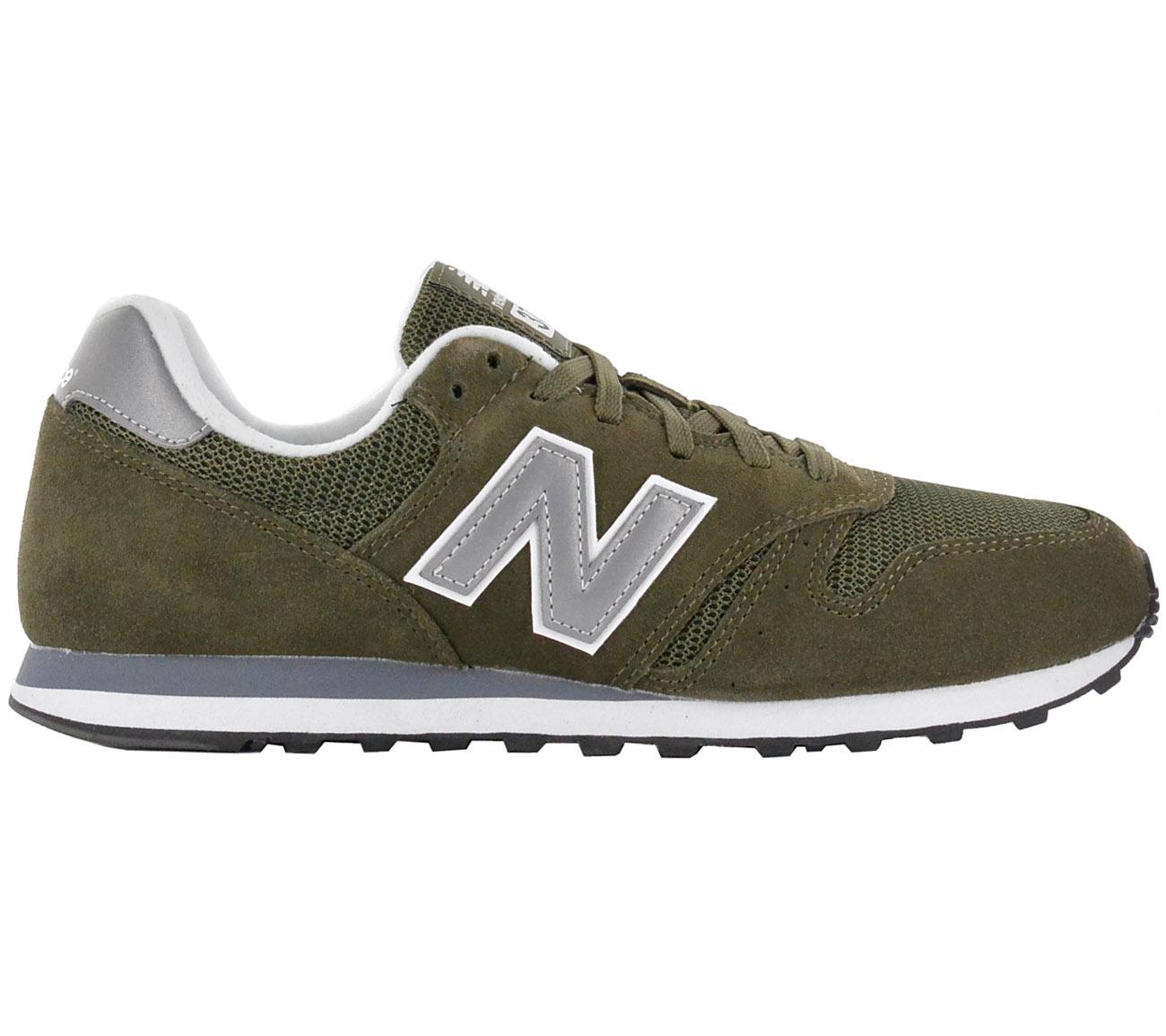 24b48e45e2f25 New Balance Classics Sneaker 373 Ml373olv Men's Shoes Olive Green ...