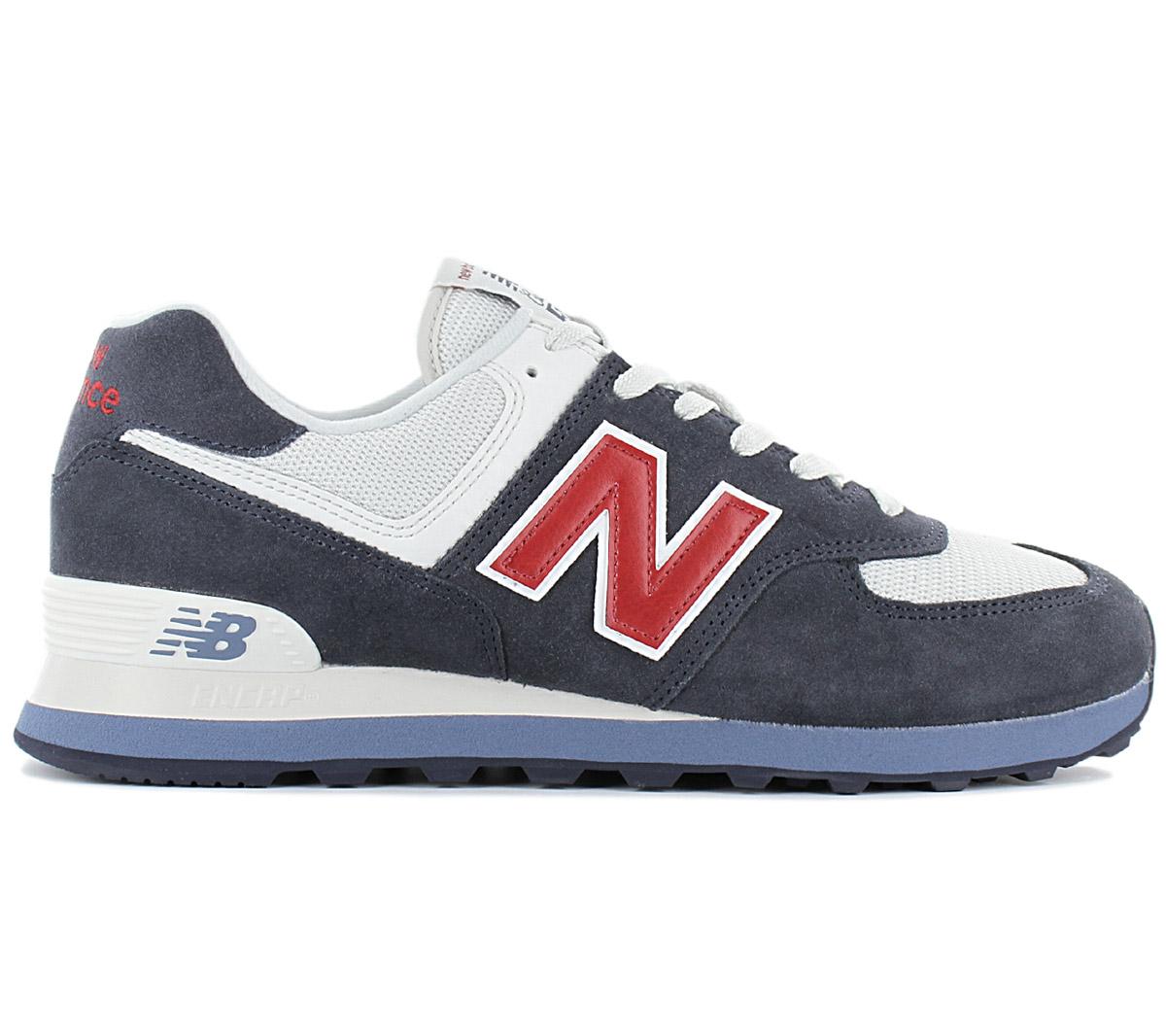 Details about New balance Classics 574 Men's Sneaker ML574 ML574ESC Shoes Trainers Blue New