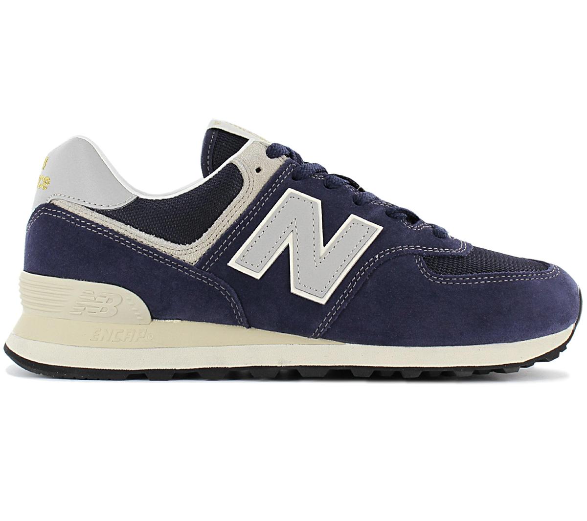 Details about New balance Classics 574 ML574VLA Men's Sneaker Blue Shoes Trainers Sports Shoes