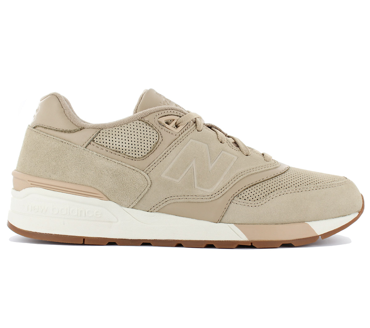 new balance 597 beige