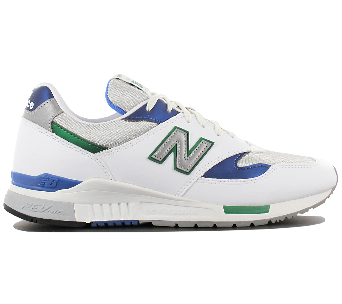 Details about New Balance Classics 840 Ml840ab Revlite Men's Sneaker Shoes  White