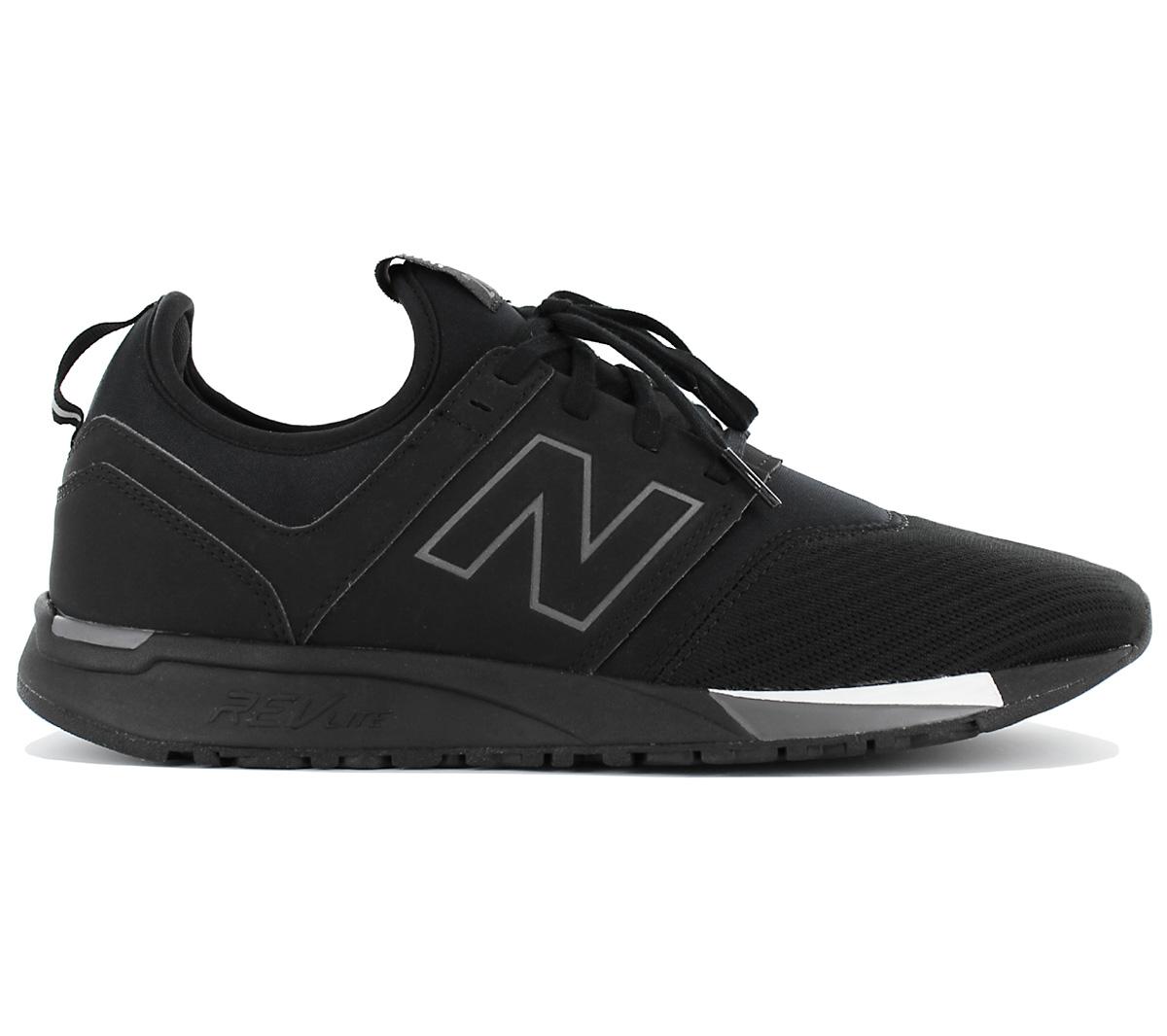 new balance 247 mens black nz