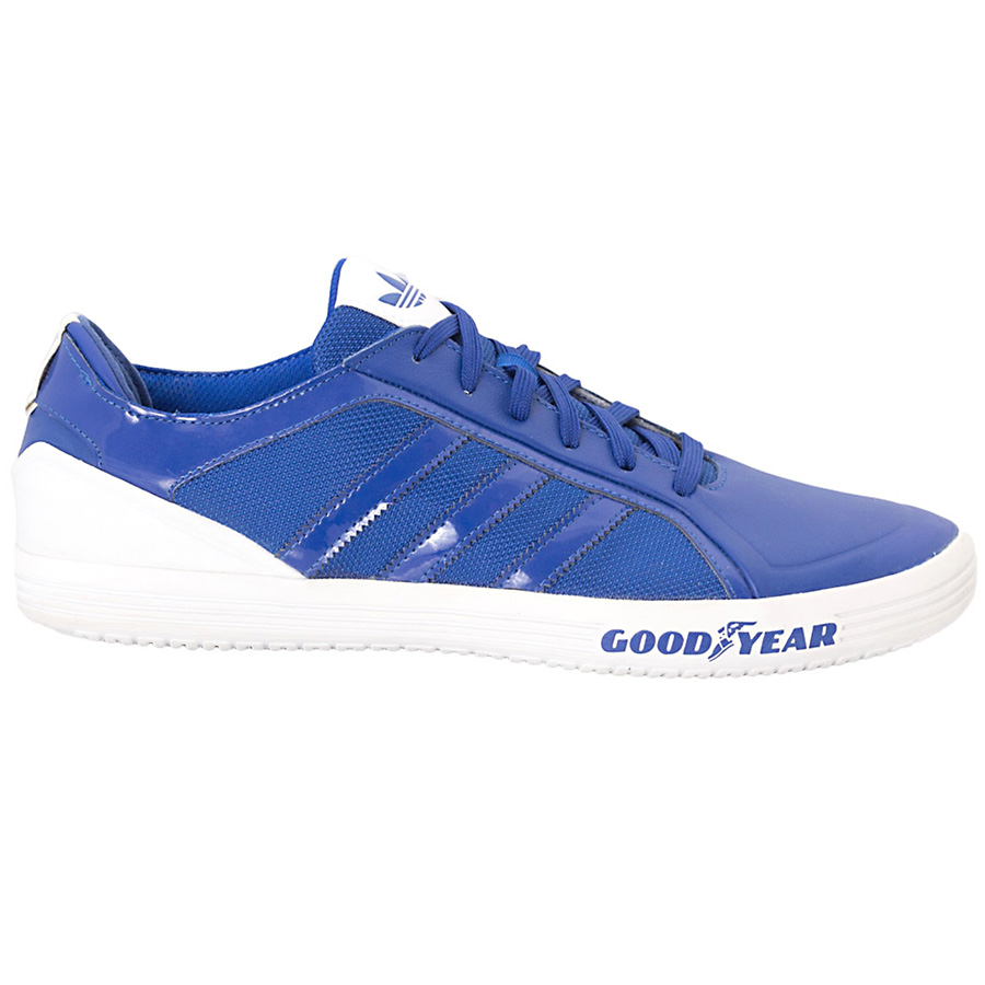 adidas goodyear driver vulc racer men 39 s shoes sneaker. Black Bedroom Furniture Sets. Home Design Ideas