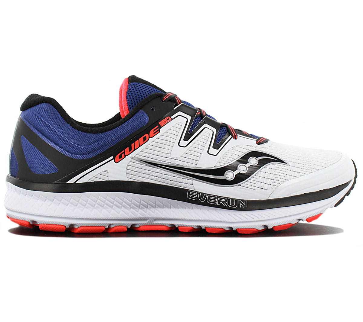 Saucony Guide ISO Road Running Shoe Mens