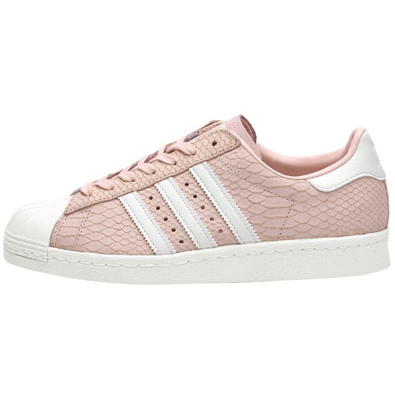 adidas superstar 80s w rosa leder damen sneaker schuhe turnschuhe originals neu ebay. Black Bedroom Furniture Sets. Home Design Ideas
