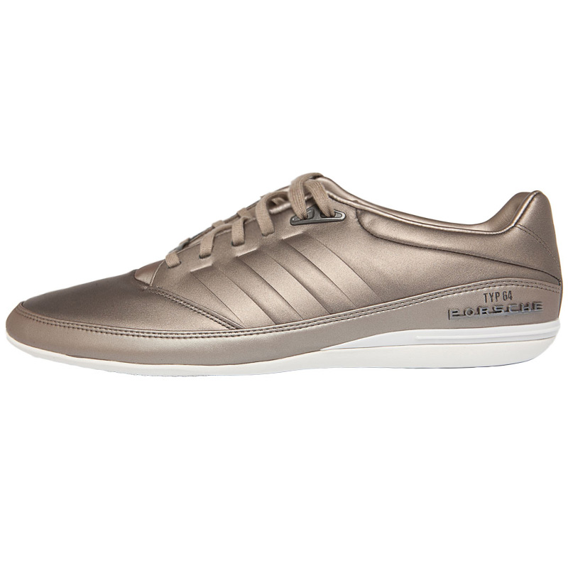 Adidas Porsche Type 64 2.3 Gold Men s Shoes Sneakers Leather New Top ... 8164dca7b8