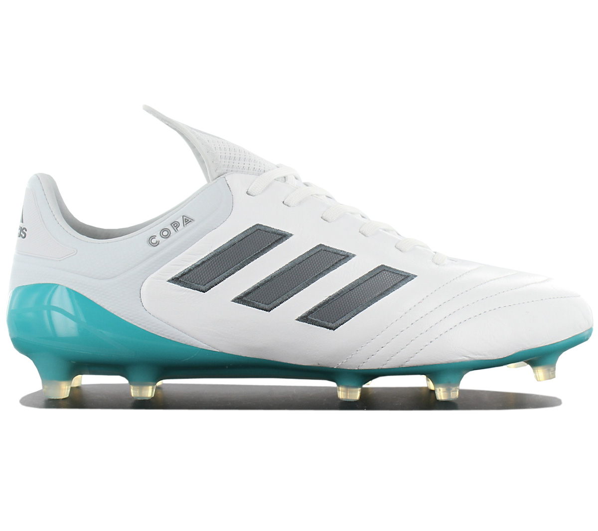 7d7b20d5 Adidas Copa 17.1 Fg Men's Football Boots Leather White Studs Mundial ...