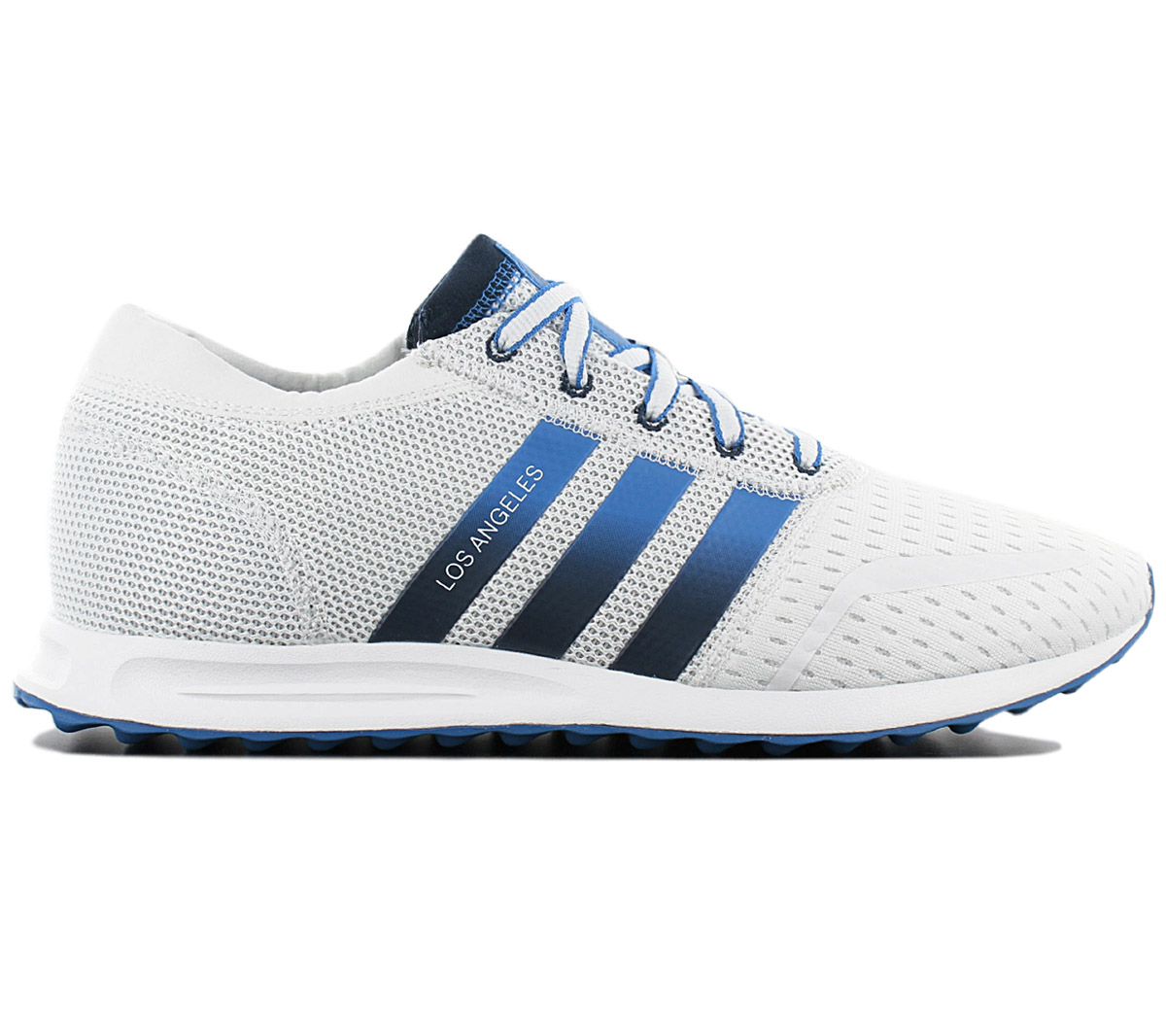 meilleur site web 80ce6 2e726 Details about Adidas Los Angeles Men's Sneaker S79032 White Shoes New