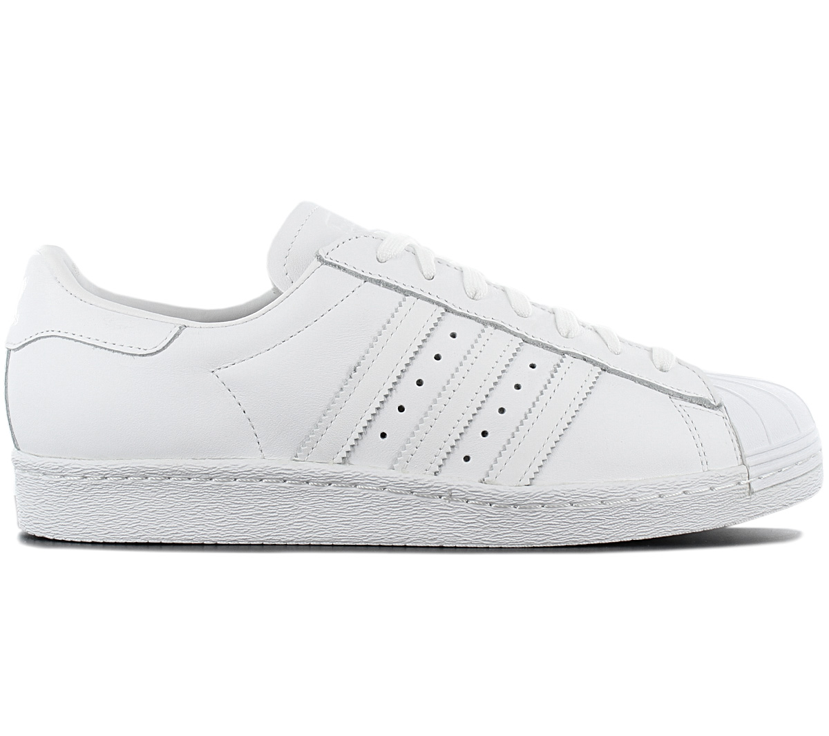 the latest fc861 513f9 Adidas Originals Superstar 80s Men s Sneakers Shoes S79443 Leather ...