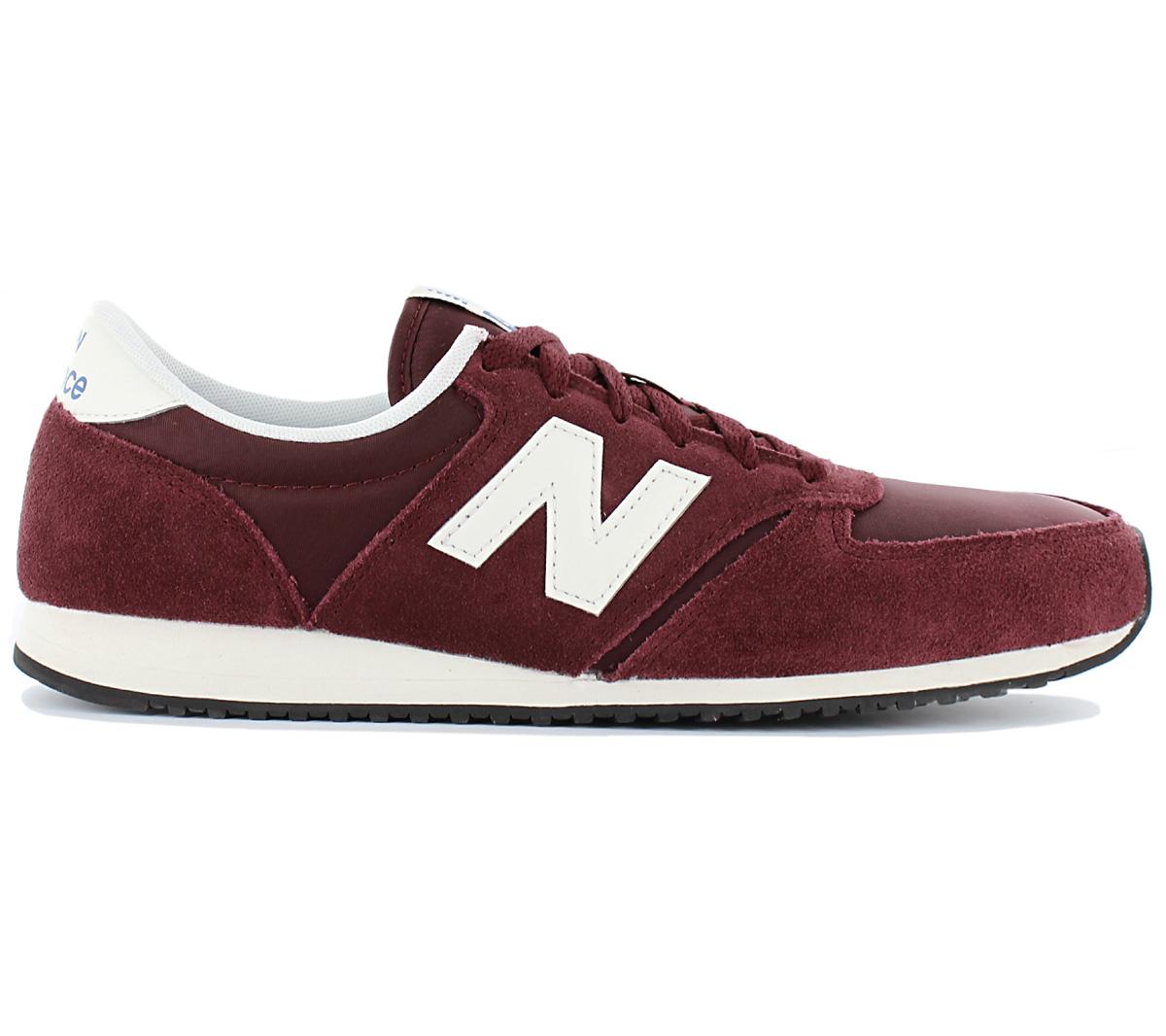 New Balance Sneaker U420 Herren Fashion Classic Sneaker Balance Schuhe Retro Leder Turnschuh 420 b97e79