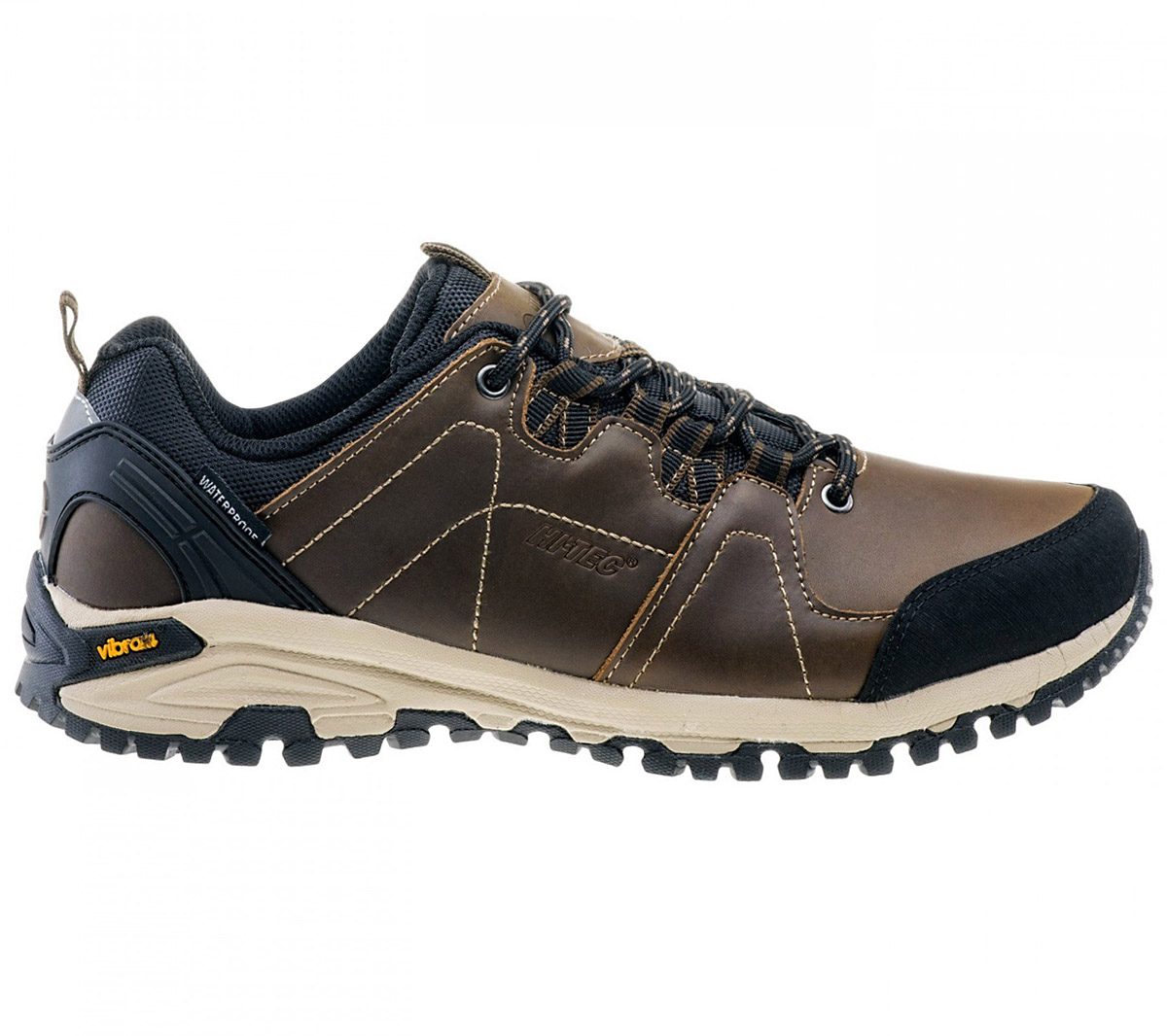 Hi-Tec Herren Stiefel Wanderschuhe Outdoor Trekking Schuh Stiefel Herren Bergschuh niedrig hoch e815b5