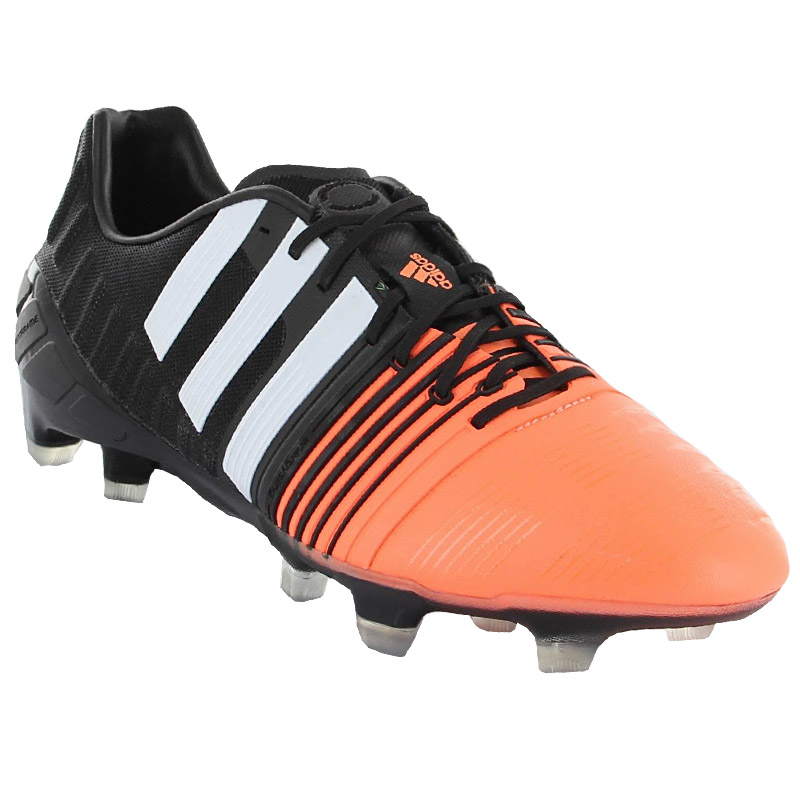 size 40 bba00 a4999 NEUF adidas Nitrocharge 1.0 FG M19051 Hommes Baskets Chaussures Sneaker SALE