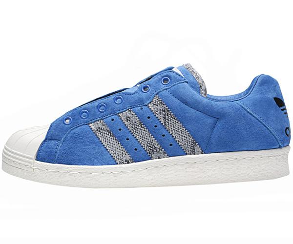 adidas ultrastar 80s run dmc schuhe sneaker blau herren. Black Bedroom Furniture Sets. Home Design Ideas
