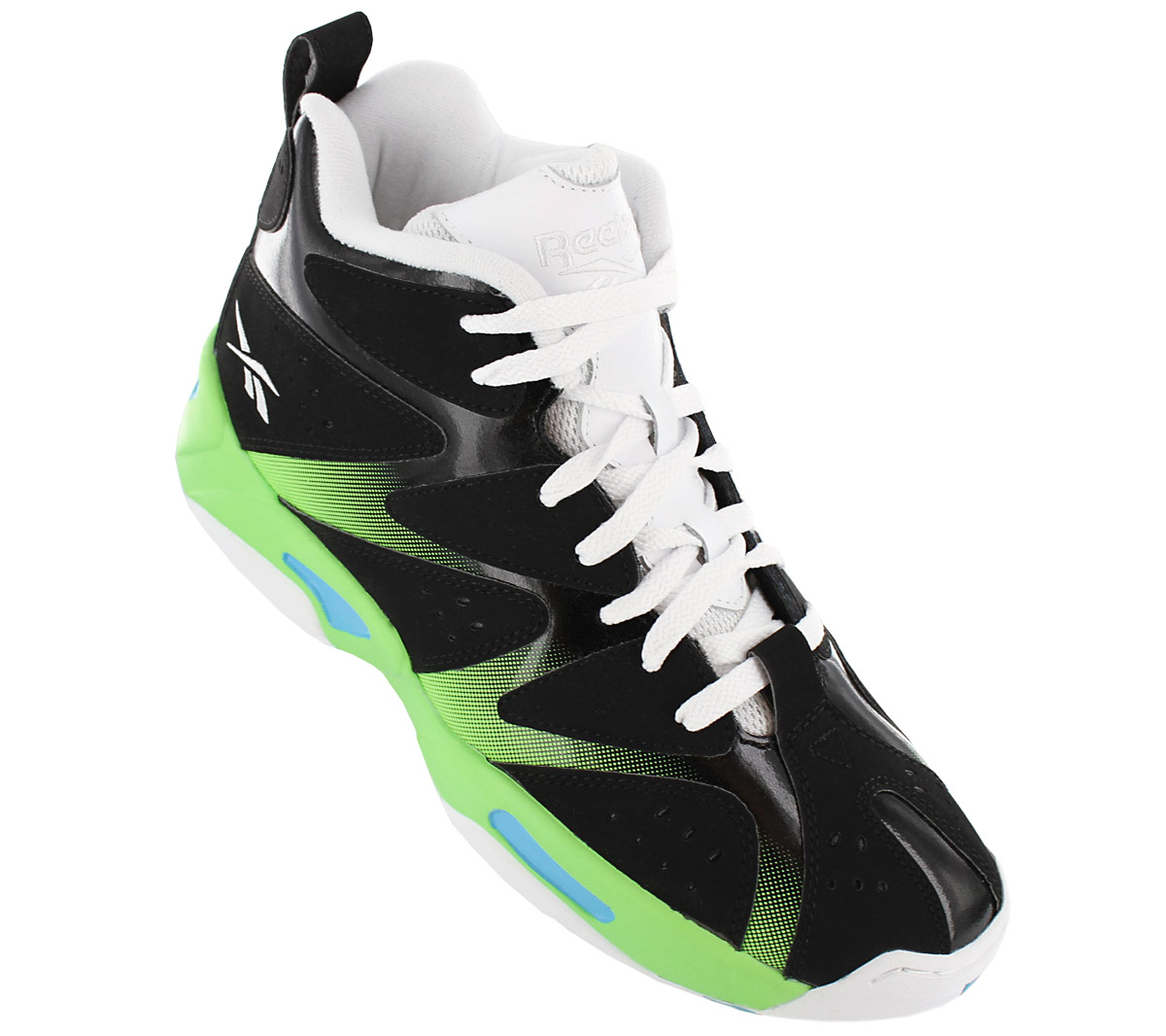 first rate 49489 2be4c NEW Reebok Kamikaze I Mid M43287 Mens Shoes Trainers Sneakers SALE